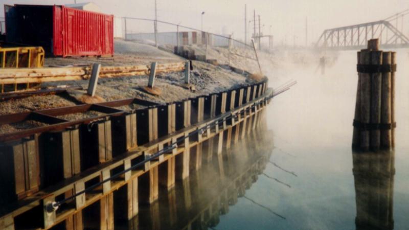 Specifieke Stalen damwanden toepassingen